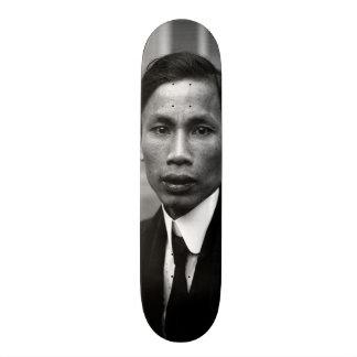Ho Chi Minh Nguyen Ai Quoc Portrait 1921 Skateboard Deck