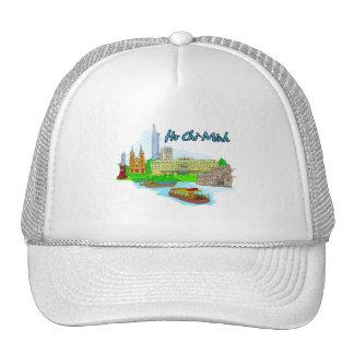 Ho Chi Minh - Vietnam.png Trucker Hat