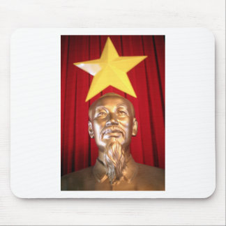 Ho Chi Minh Vietnamese leader Mouse Pad