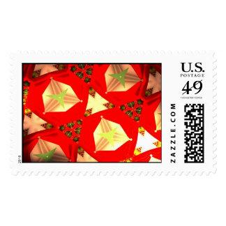 Ho Ho 96 Postage Stamp