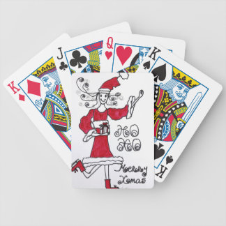 ho ho bicycle playing cards