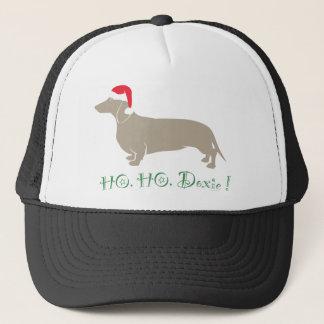 Ho, Ho, Doxie! Trucker Hat
