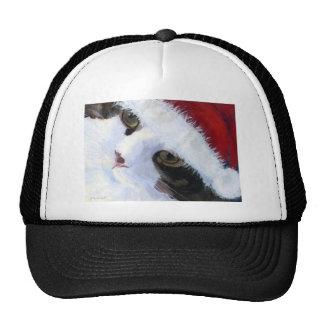 Ho Ho Harley Cat Trucker Hat