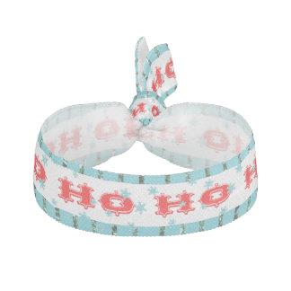 Ho Ho Ho accesorios festivos del rojo y de la Bandas Para Cabello