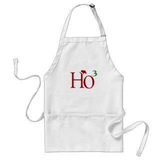Ho Ho Ho Adult Apron