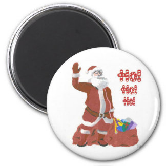 Ho Ho Ho! (alternate) Magnet
