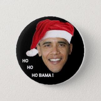 Ho Ho Ho Bama Button