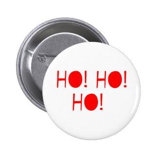 Ho Ho Ho Buttons