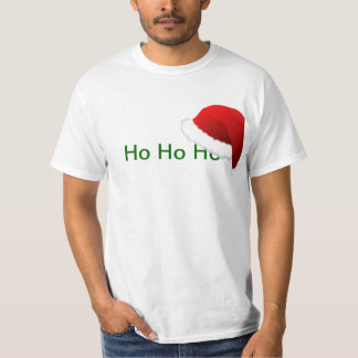 Ho Ho Ho camisa del navidad