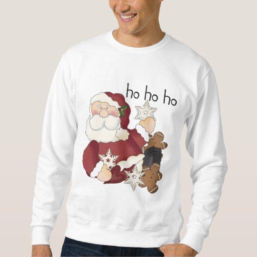 Ho Ho Ho camisetas y regalos de Santa Pulóvers Sudaderas