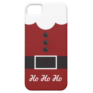 Ho Ho Ho caso del iPhone 5 del navidad del juego Funda Para iPhone SE/5/5s