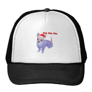 Ho Ho Ho (chihuahua) Gorro De Camionero