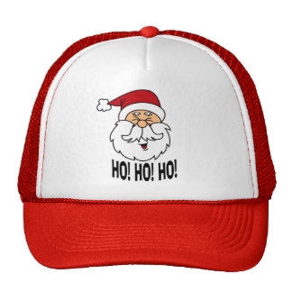 Ho! Ho! Ho! - Christmas Hat