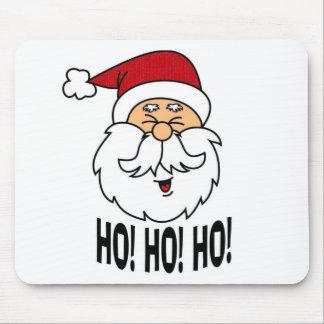 Ho! Ho! Ho! - Christmas Mousepad