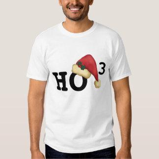 Ho, Ho, Ho Christmas tee shirt