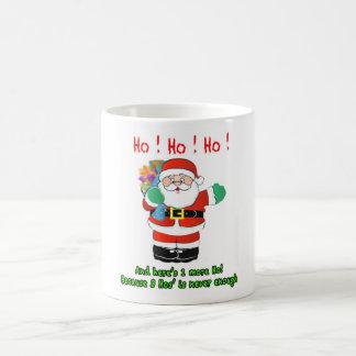 Ho! Ho! Ho! Coffee Mug