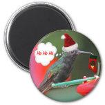 Ho Ho Ho colibrí Iman