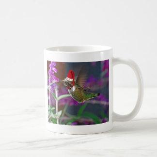 Ho Ho Ho colibrí Taza Clásica
