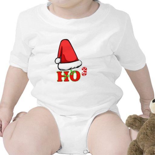 Ho Ho Ho cubicado Traje De Bebé