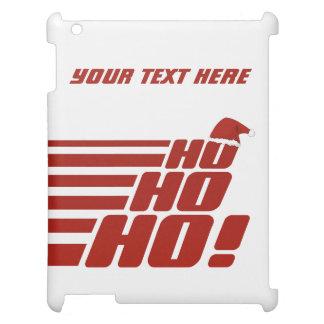Ho Ho Ho custom Xmas cases Cover For The iPad 2 3 4