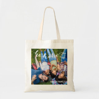 Ho-ho-ho! Family Portrait. Tote Bag