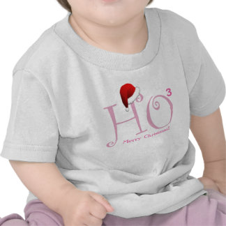 ¡Ho Ho Ho!  ¡Felices Navidad! Camiseta