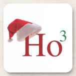 Ho Ho Ho Felices Navidad Posavaso