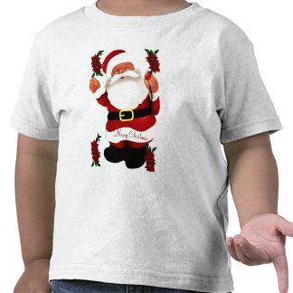¡Ho! ¡Ho! ¡Ho! Feliz Christmas_ Camiseta