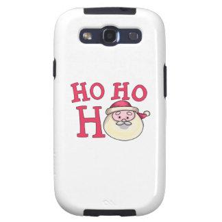 Ho Ho Ho Galaxy SIII Protectores