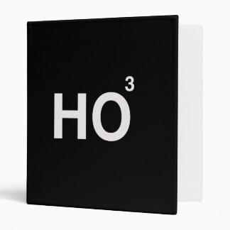 Ho Ho Ho (Ho x 3) Binder