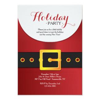 Ho Ho Ho Holiday Party Invitation