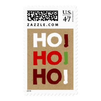 Ho! Ho! Ho! Holiday Postage