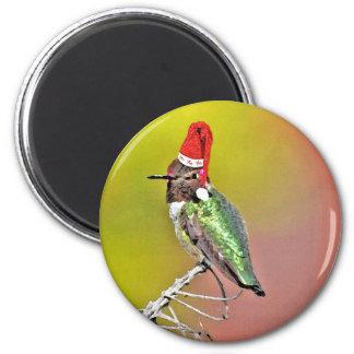 Ho Ho Ho Humm 2 Inch Round Magnet