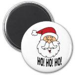 ¡Ho! ¡Ho! ¡Ho! - Imán del navidad