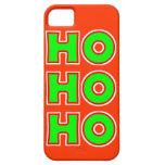 HO HO HO iPhone 5 Case-Mate FUNDAS