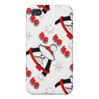 Ho Ho Ho Cases For iPhone 4