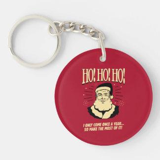 Ho! Ho! Ho! Keychain