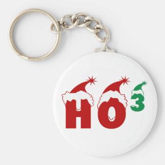 Ho Ho Ho Keychain