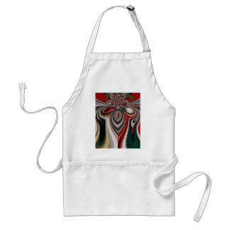 HO HO HO! Latest Christmas Retro vintage Hakuna Ma Adult Apron