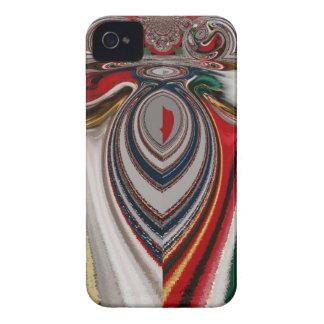 HO HO HO! Latest Christmas Retro vintage Hakuna Ma iPhone 4 Case-Mate Case