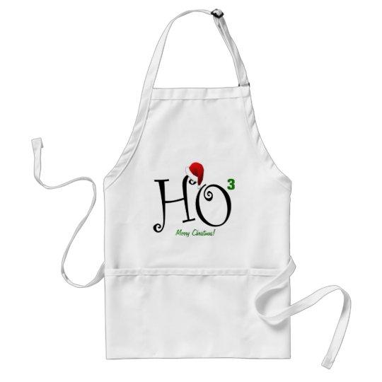 Ho Ho Ho Merry Christmas! Adult Apron