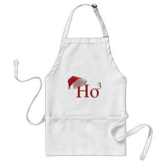 Ho Ho Ho Merry Christmas Adult Apron