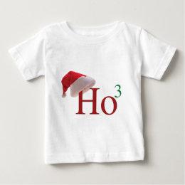 Ho Ho Ho Merry Christmas Baby T-Shirt