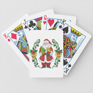 Ho Ho Ho Merry Christmas Card Decks