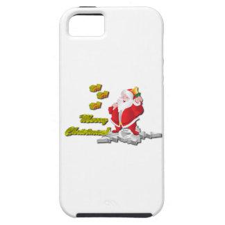 Ho! Ho! Ho! Merry Christmas Case For iPhone 5/5S