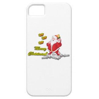 Ho! Ho! Ho! Merry Christmas iPhone 5/5S Cover