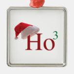 Ho Ho Ho Merry Christmas Christmas Tree Ornaments