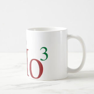 Ho Ho Ho Merry Christmas Coffee Mug