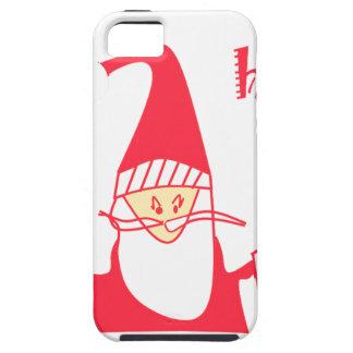 Ho Ho Ho Merry Christmas From Santa.png iPhone SE/5/5s Case