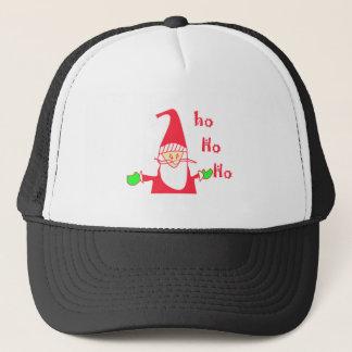 Ho Ho Ho Merry Christmas From Santa.png Trucker Hat